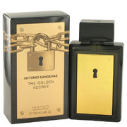 Antonio Banderas The Golden Secret Eau de Toilette