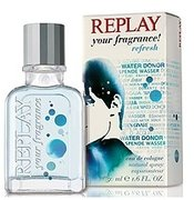 Replay Your Fragrance Refresh Men Eau de Cologne