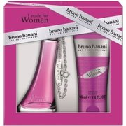 Bruno Banani Made for Woman Ajándékszett Eau de Toilette 20ml + SG 50ml